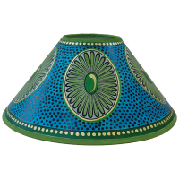 lampshade_-_daisy_green_blue_gold