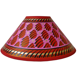lampshade_-_paw_print_red_gold