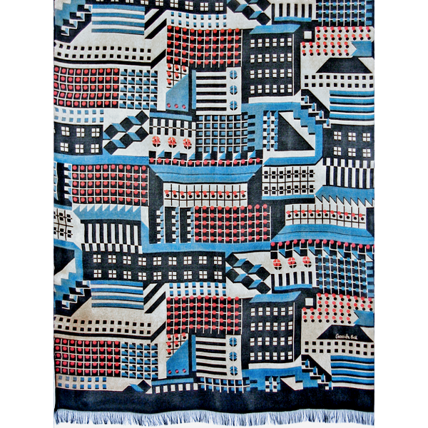 cityscape_-_black_blue_red_flat_scarf_474508039